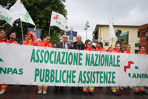23 maggio: la manifestazione nazionale Anpas a Pietrasanta