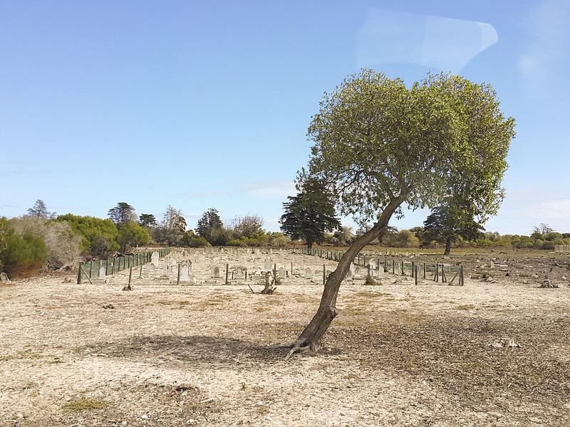 Robben Island Graveyard