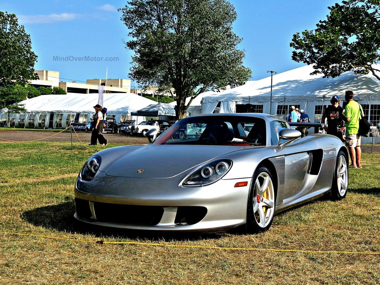 Greenwich Porsche Carrera GT