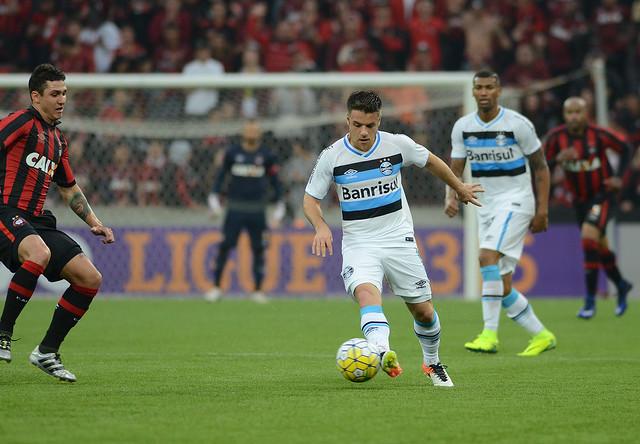 Atlético-PR x Grêmio - 26/06/2016