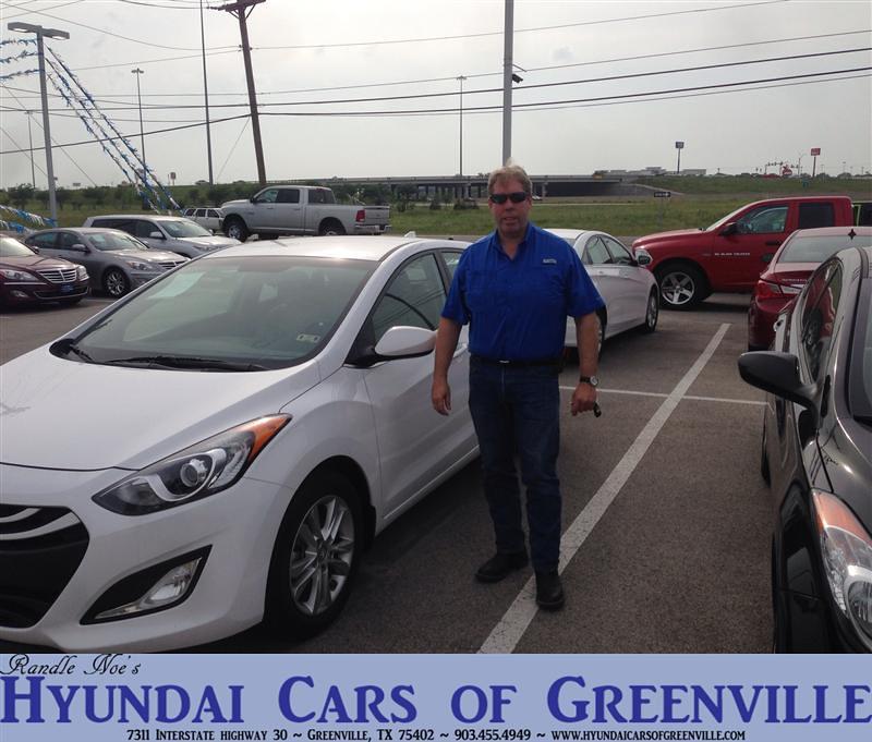 Hyundai Greenville Sc: #HappyAnniversary To Charles Goodness On Your 2013 #Hyunda