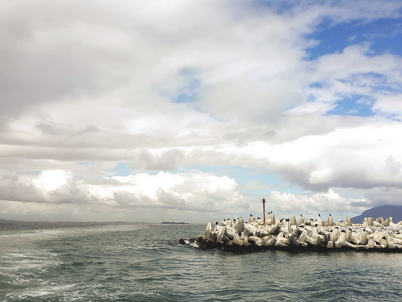 Robben Island dolos