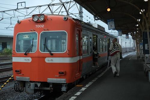 岳南鉄道7000系