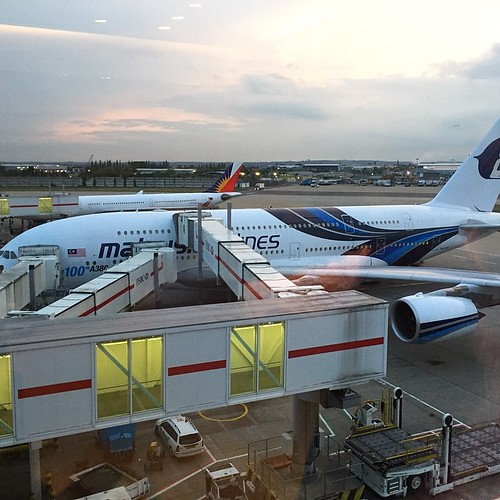 Now take us to #KUL - @malaysiaairlines A380 to the #BigKitchen with @chefnormanmusa