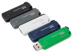 Memorias USB Kingston