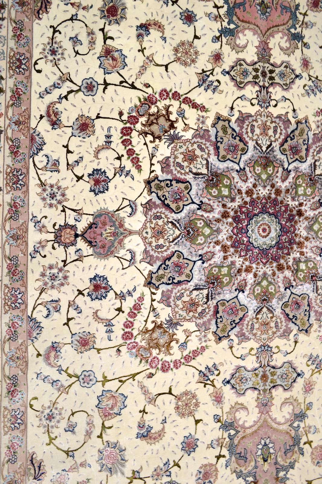 Shirfar Tabriz Persian Rug 7x10 - 70 raj (3)