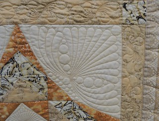 Star Sampler by Kathy Sublett - Detail