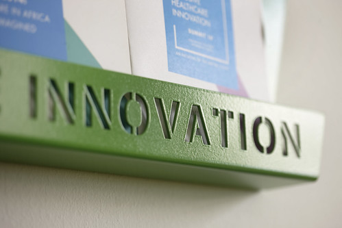 Open Innovation in the Product Space