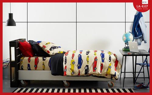 3 thiết kế nội thất dành cho bé trai