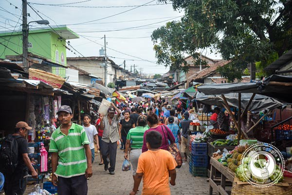 Central Market Granada Nicaragrua