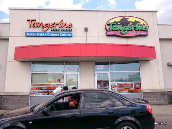 Tangerine Asian Cuisine exterior
