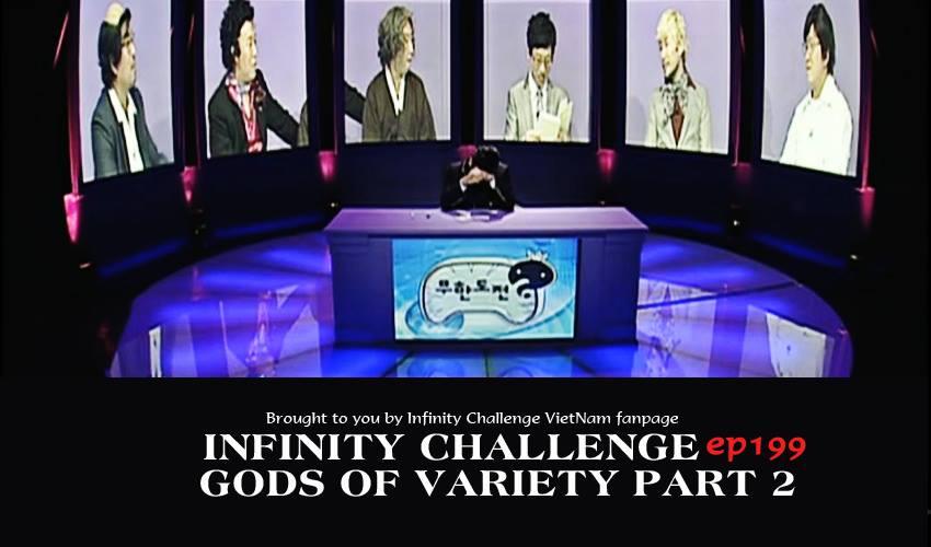 [Vietsub] Infinity Challenge Ep 199