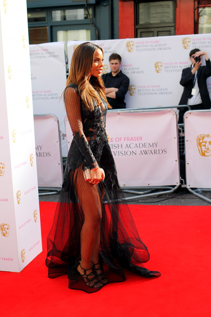 BAFTA Red Carpet 2015 (22)
