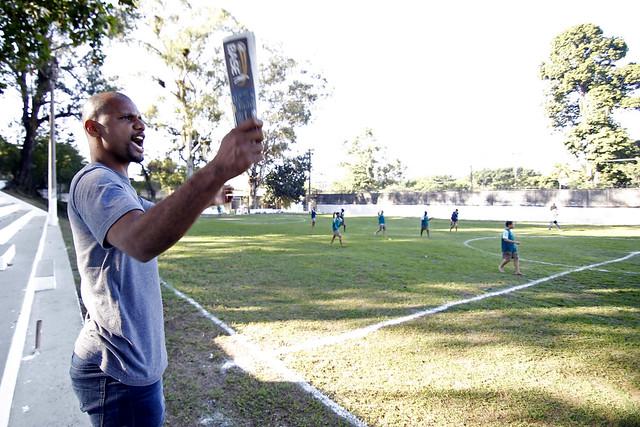 Botafogo no DEGASE