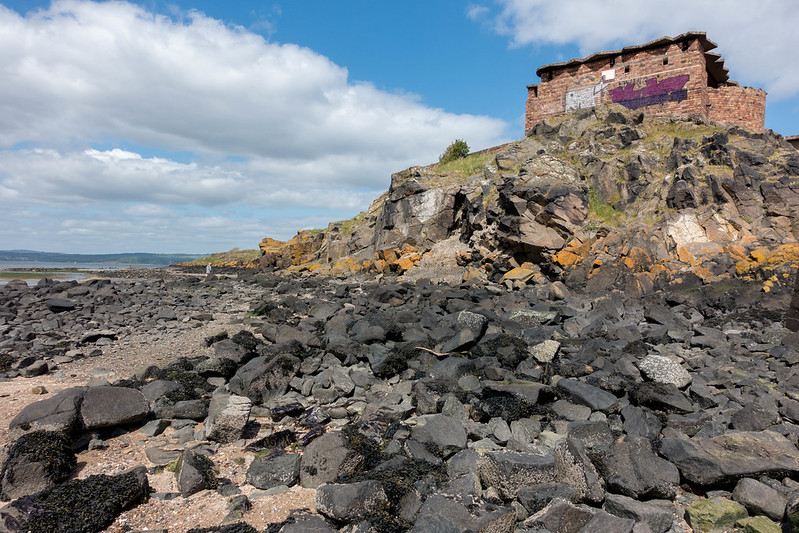 Cramond Island, 25 May 2015 018-1-2
