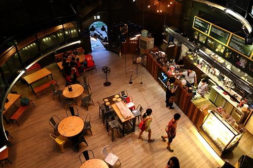十鼓仁糖十鼓文化村糖蜜罐咖啡廳