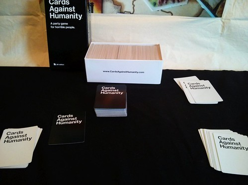 015 - Cards Against Humanity gameplay 4