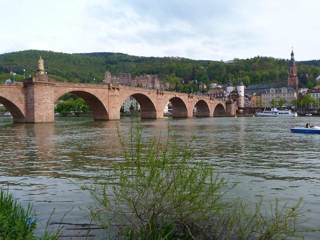 Puente antiguo de Heidelberg