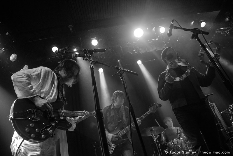 The Brian Jonestown Massacre @ The Independent, SF 5/27/16