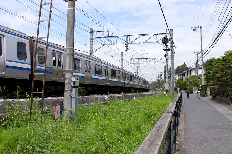 Train from Kamakura