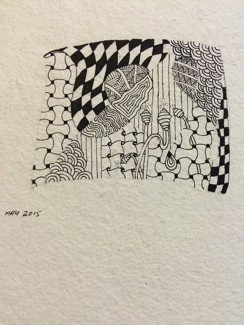 Zentangle Inspired Art 6