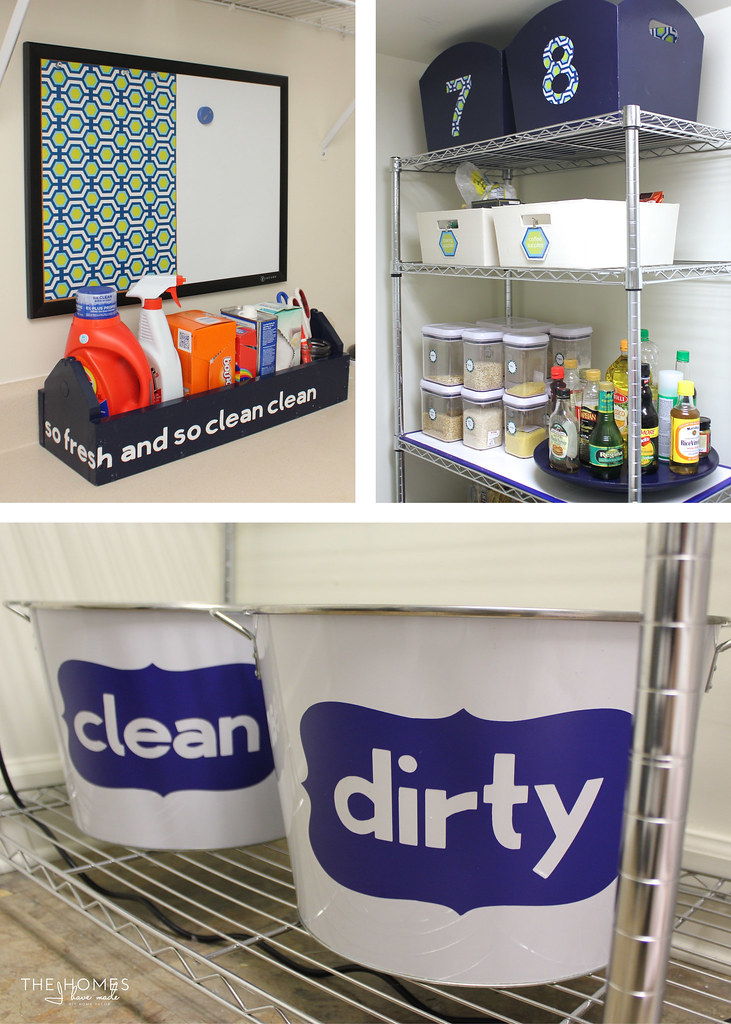 Home Tour | Laundry Room