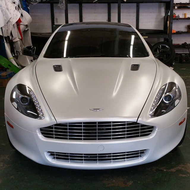 Aston Martin Chrome Car Price