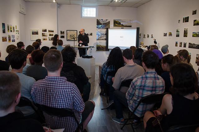 Sam Bosma Artist Talk