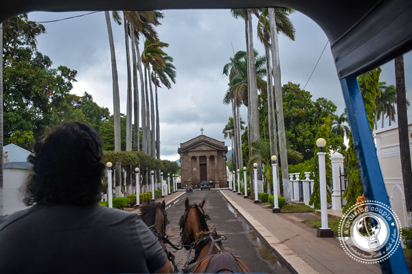 Horse Carrage Tour Granada Nicaragrua