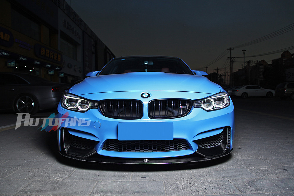 bmw f80 m3 carbon front splitters carbon lower lip split. Black Bedroom Furniture Sets. Home Design Ideas
