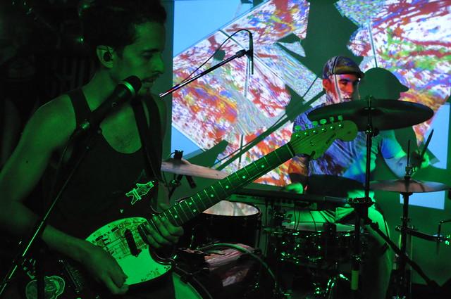 Eraserheads at House of Targ