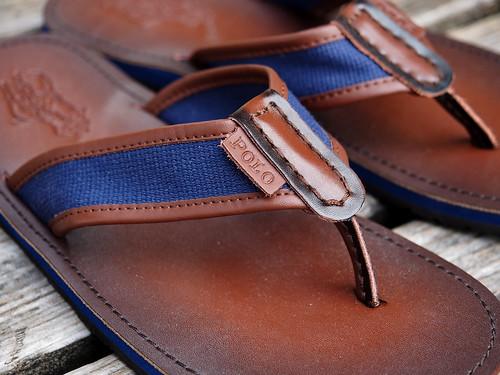 Ralph Lauren / Sullivan Flip Flop