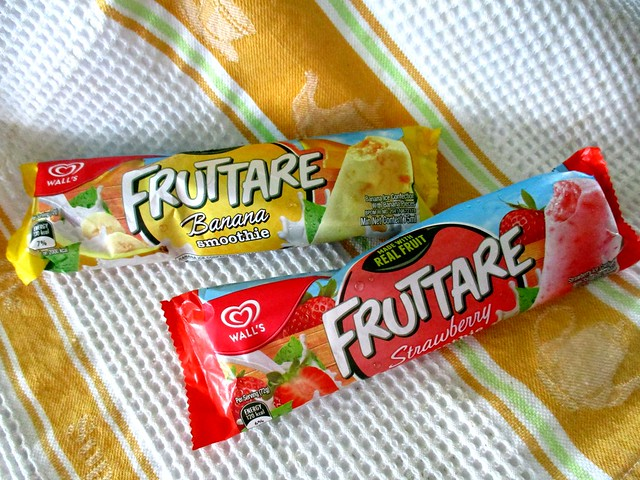 Walls Fruttare ice cream