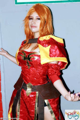 Dash Cosplay y Thermaltake en Copa Battle Fury 2015