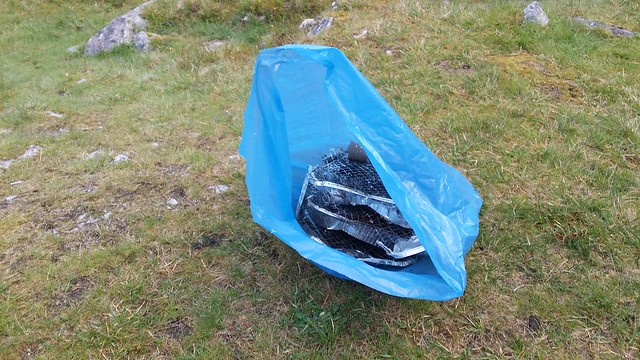 Other people's rubbish #sh