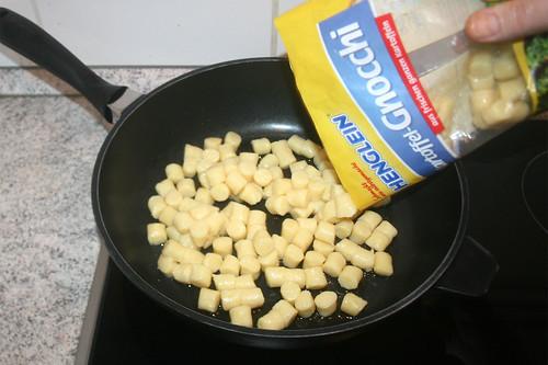 24 - Gnocchi hinzufügen / Add gnocchi
