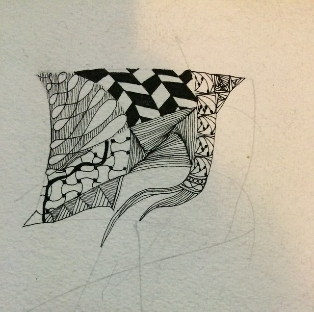 Zentangle Inspired Art 13