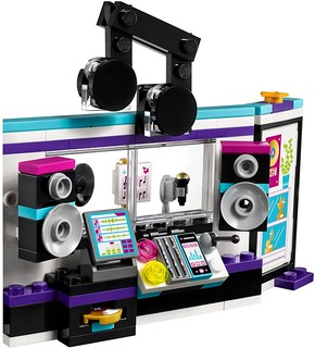 LEGO Friends 2015: 41103 - Pop Star Recording Studio