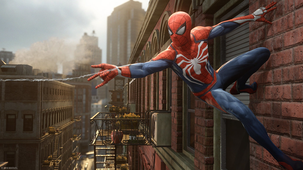 Insomniac's New PS4-Exclusive Spider-Man Game Revealed, First Trailer