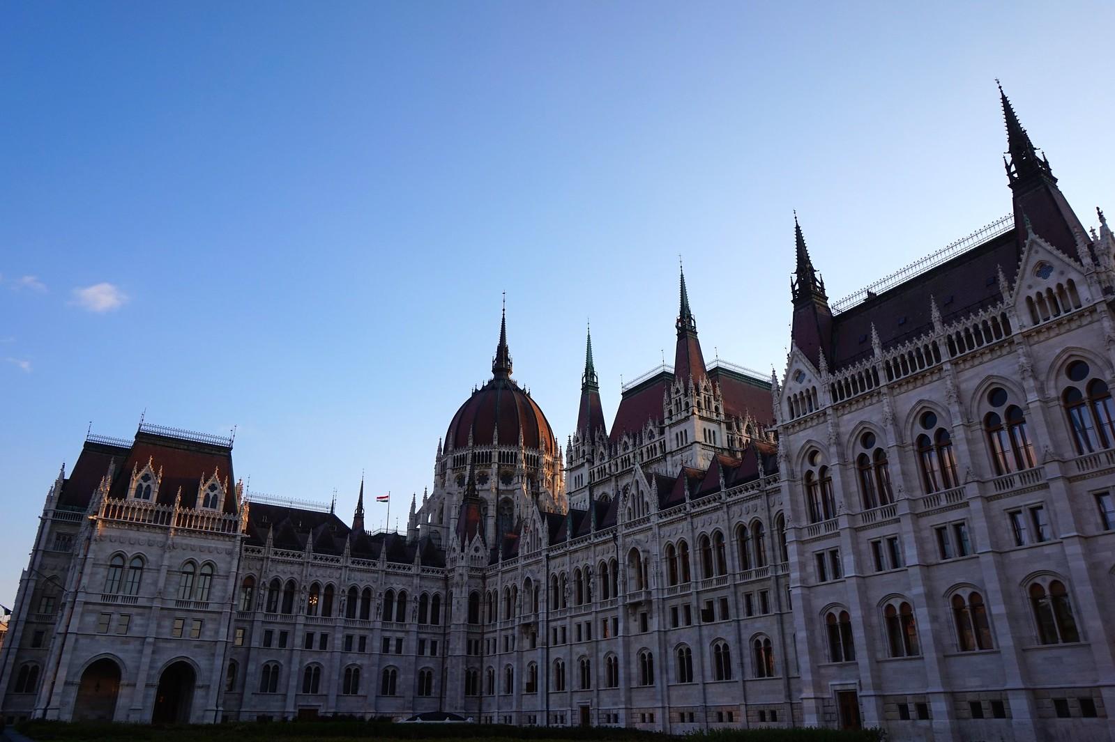 Interrailing Budapest 19