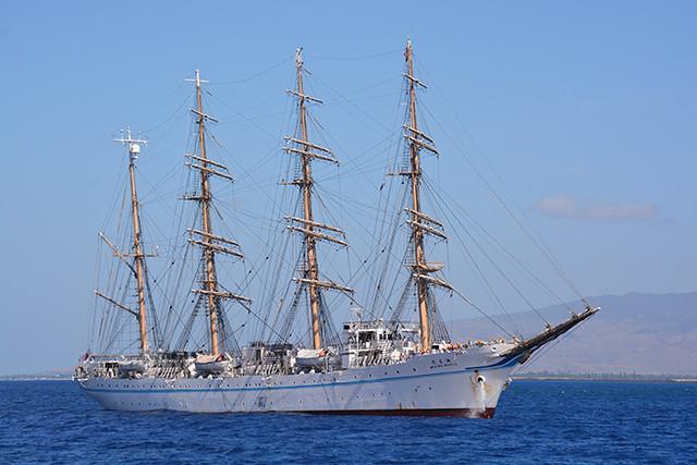 Kaiwo Maru offshore