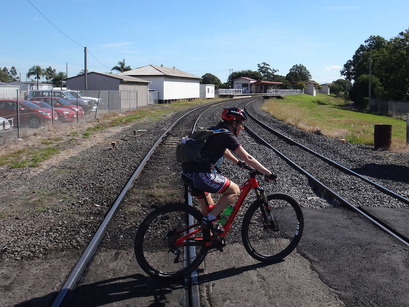 Laidley Level Crossing