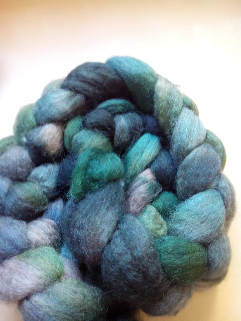 Fantastic mail day, yummy braids from Hilltop Cloud!