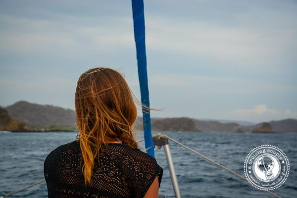 Sailing San Juan del Sur Nicaragua