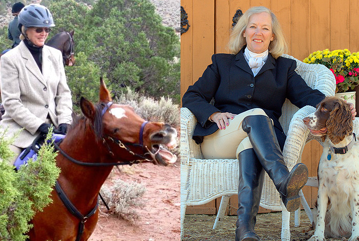 Equestrian Deirdre Monroe worked for the Weapon Systems Engineering Division's Detonator Technology group.