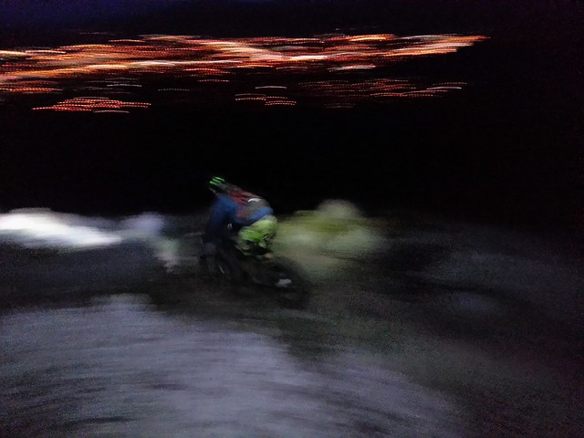 Ash Canyon Night Ride