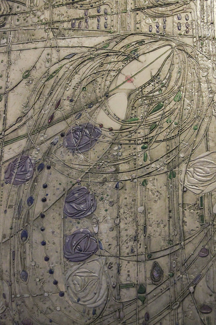 Margaret Macdonald Mackintosh, The Seven Princesses, Glasgow 1906