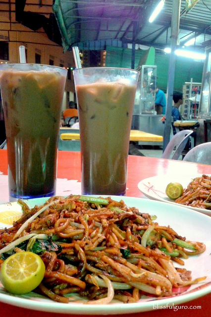 Melaka Malaysia Mee Goreng