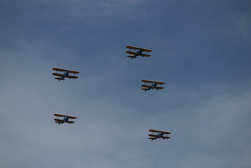 A: Various Stearmans