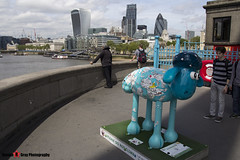 GLOBETROTTER No.36 - Shaun The Sheep - Shaun in the City - London - 150511 - Steven Gray - IMG_0213